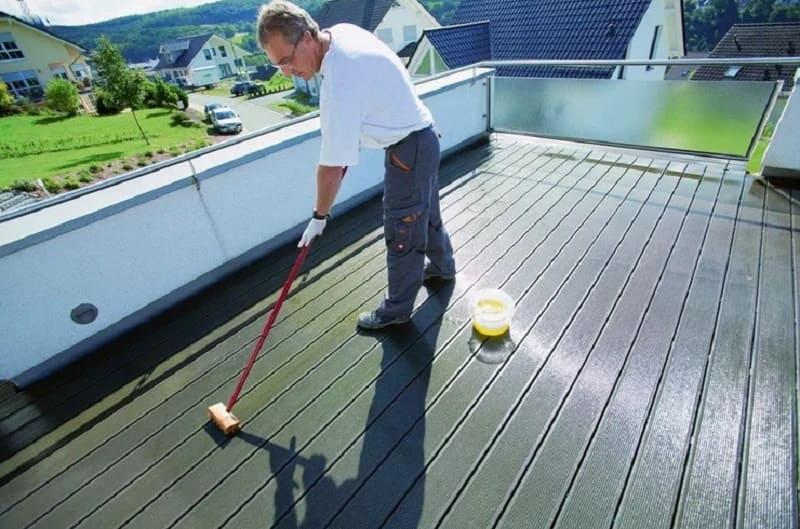 Как ухаживать за ДПК покрытием на террасе?